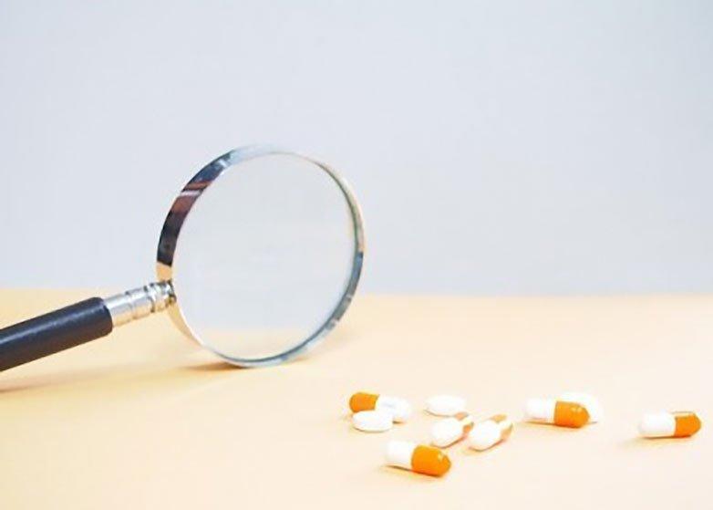 医薬品の原薬について